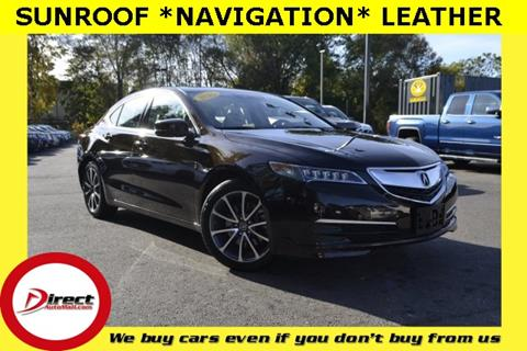 2015 Acura TLX for sale in Framingham, MA