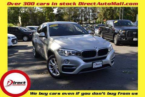 2015 BMW X6 for sale in Framingham, MA