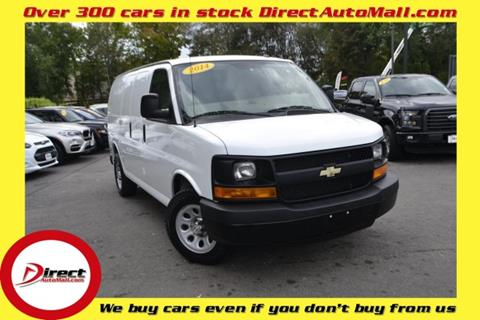 2014 Chevrolet Express Cargo for sale in Framingham, MA