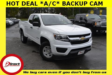 2016 Chevrolet Colorado for sale in Framingham, MA