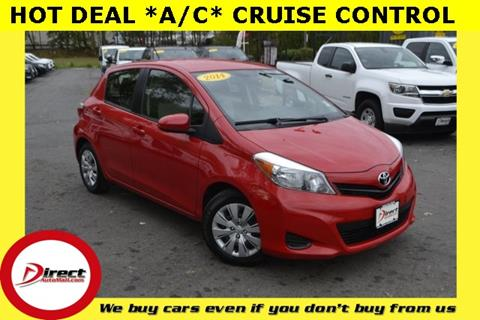 2014 Toyota Yaris for sale in Framingham, MA