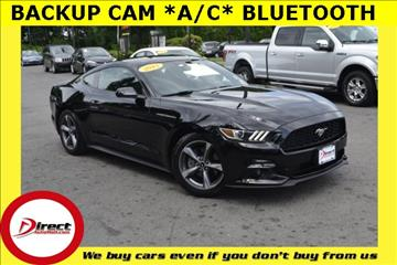 2015 Ford Mustang for sale in Framingham, MA
