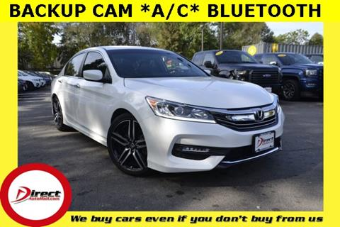 2016 Honda Accord for sale in Framingham, MA