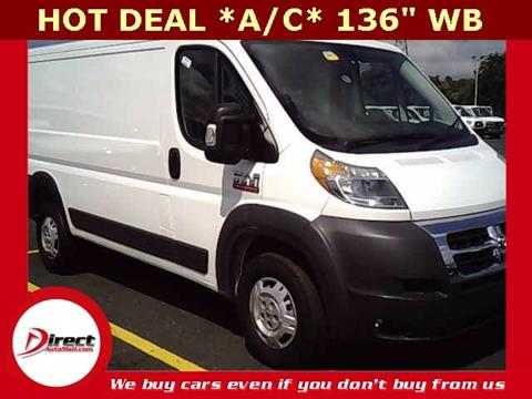 2016 RAM ProMaster Cargo for sale in Framingham, MA