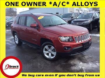 2015 Jeep Compass for sale in Framingham, MA