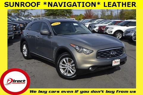 2011 Infiniti FX35 for sale in Framingham, MA