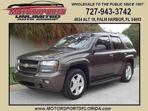 2008 Chevrolet TrailBlazer for sale in Palm Harbor, FL