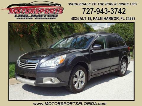 2011 Subaru Outback for sale in Palm Harbor, FL