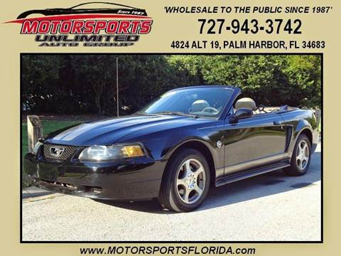 2004 Ford Mustang for sale in Palm Harbor, FL