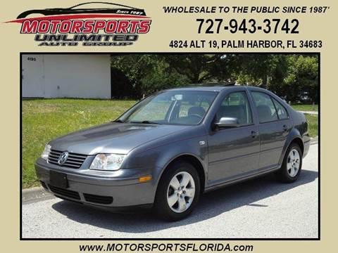 2003 Volkswagen Jetta for sale in Palm Harbor, FL