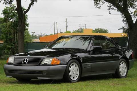 1994 Mercedes-Benz SL-Class for sale in Hollywood, FL