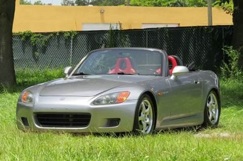 2000 Honda S2000 for sale in Hollywood, FL