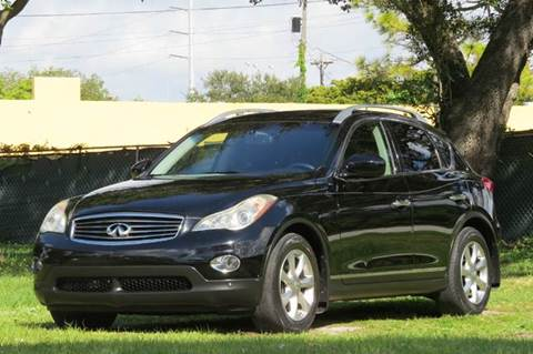 2008 Infiniti EX35 for sale in Hollywood, FL