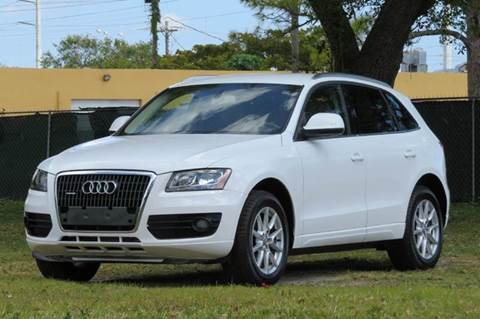 2012 Audi Q5 for sale in Hollywood, FL