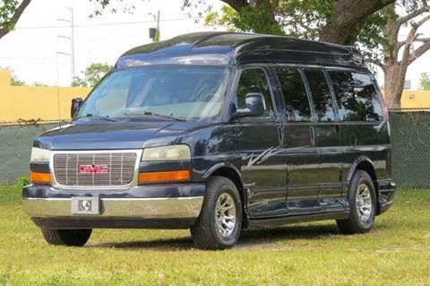 2007 GMC Savana Passenger for sale in Hollywood, FL