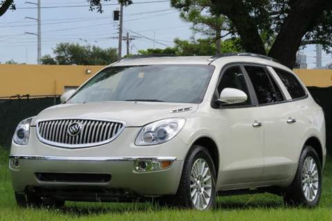 2011 Buick Enclave for sale in Hollywood, FL