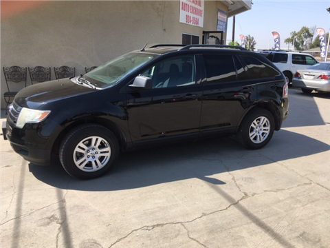 2009 Ford Edge for sale in Lemoore, CA