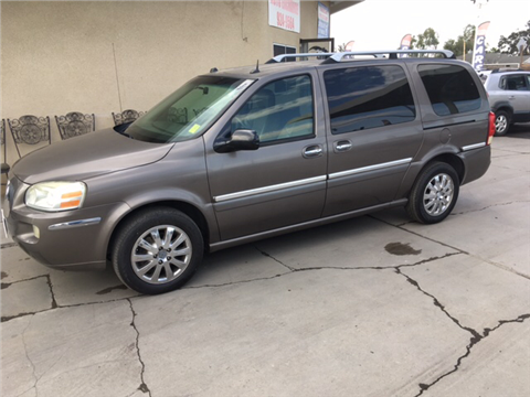 2005 Buick Terraza for sale in Lemoore, CA