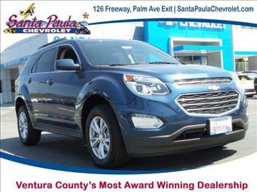 2017 Chevrolet Equinox for sale in Santa Paula, CA