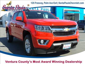 2017 Chevrolet Colorado for sale in Santa Paula, CA