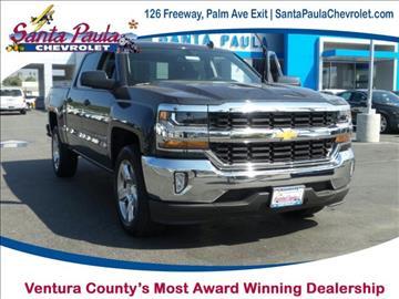 2018 Chevrolet Silverado 1500 for sale in Santa Paula, CA