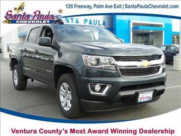 2017 Chevrolet Colorado for sale in Santa Paula, CA