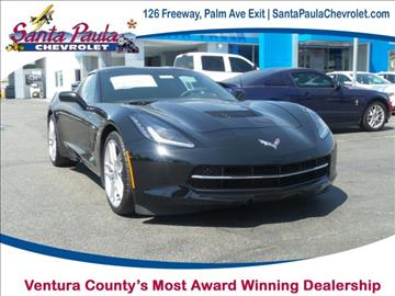 2018 Chevrolet Corvette for sale in Santa Paula, CA