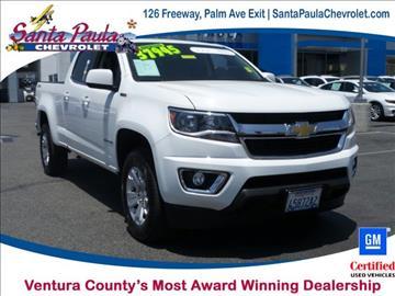 2016 Chevrolet Colorado for sale in Santa Paula, CA