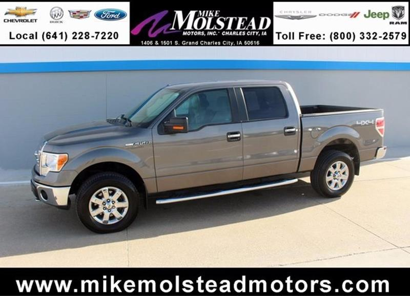 Pickup trucks for sale in charles city ia for Mike molstead motors charles city iowa