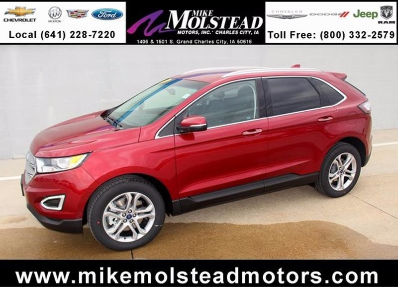 Ford edge for sale in charles city ia for Mike molstead motors charles city iowa