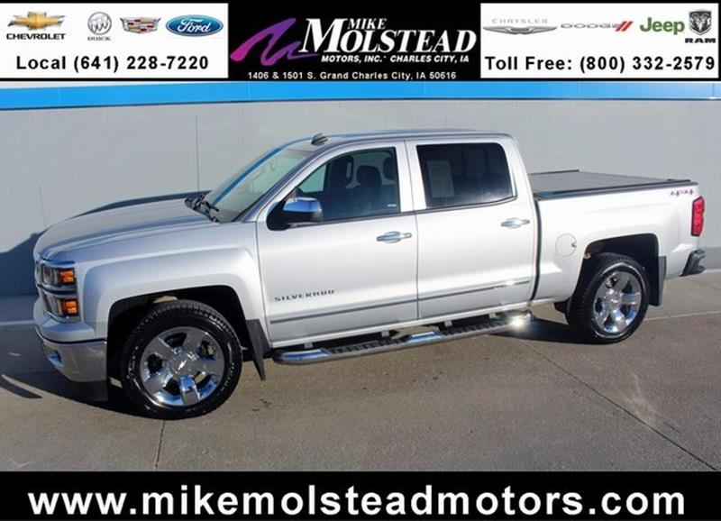 Chevrolet trucks for sale in charles city ia for Mike molstead motors charles city iowa