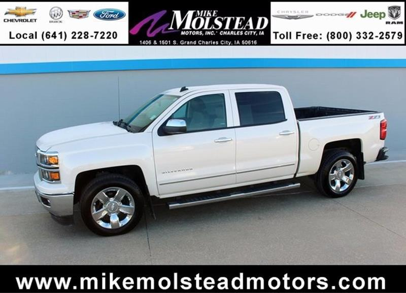 Chevrolet Trucks For Sale In Charles City Ia