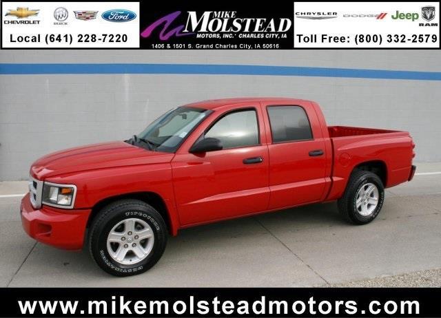2011 ram dakota for sale in charles city ia for Mike molstead motors charles city iowa