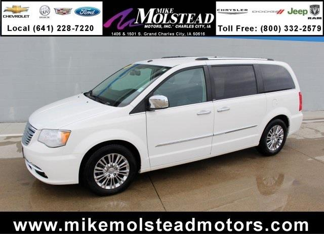 2011 chrysler town and country for sale in minneapolis mn for Mike molstead motors charles city iowa