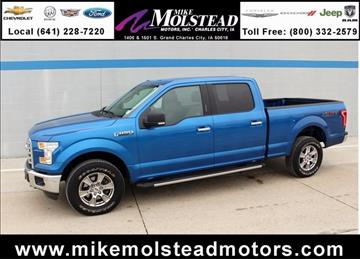 Used Ford Trucks For Sale Charles City Ia