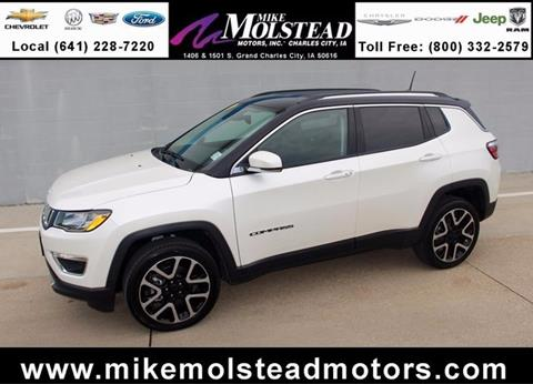 2018 Jeep Compass for sale in Charles City, IA