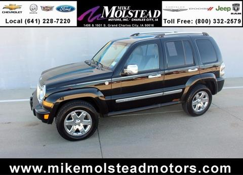 2005 Jeep Liberty for sale in Charles City, IA