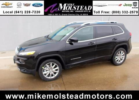 2018 Jeep Cherokee for sale in Charles City, IA