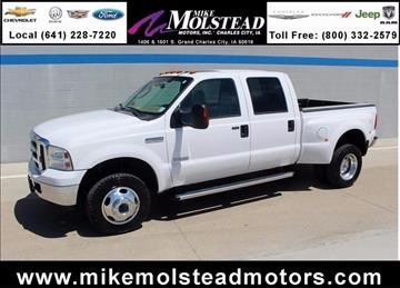 Ford f 350 for sale iowa for Mike molstead motors charles city iowa