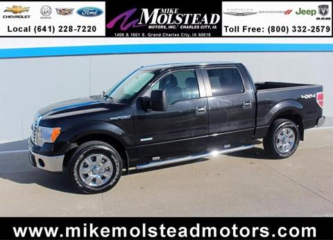 2012 Ford F-150 for sale in Charles City, IA