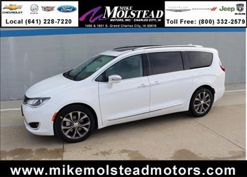 2017 Chrysler Pacifica for sale in Charles City, IA