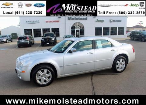 Chrysler for sale in charles city ia for Mike molstead motors charles city iowa