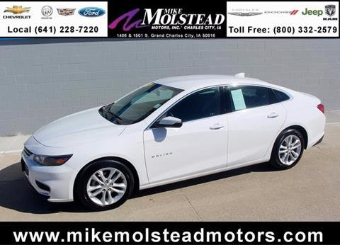 2017 Chevrolet Malibu for sale in Charles City, IA