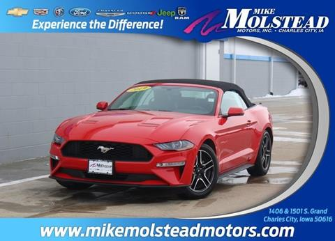 2019 Ford Mustang for sale in Charles City, IA