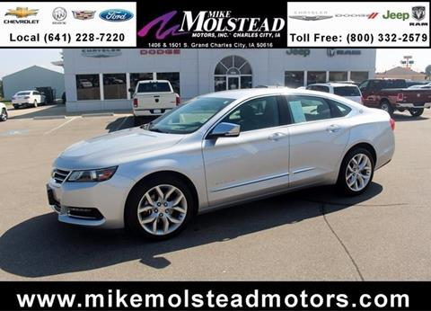 2017 Chevrolet Impala for sale in Charles City, IA