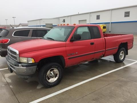1998 dodge ram pickup 1500 for sale for Mike molstead motors charles city iowa