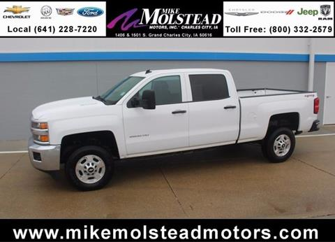 Used diesel trucks for sale in iowa for Mike molstead motors charles city iowa
