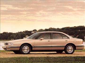 1995 Oldsmobile Eighty-Eight Royale for sale in Charles City, IA