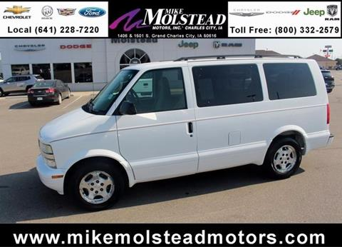 2004 Chevrolet Astro for sale in Charles City, IA