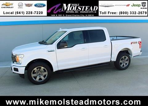 2018 Ford F-150 for sale in Charles City, IA